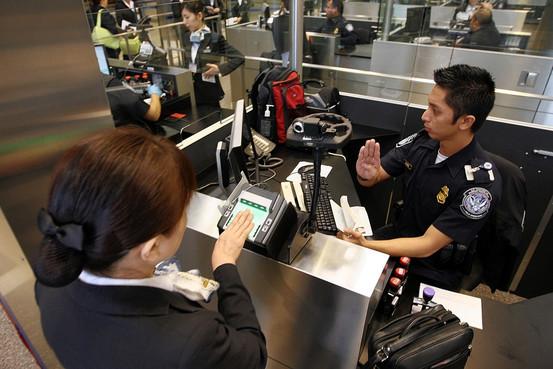 US Customs (Airport)