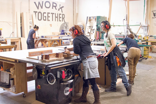 ADX Maker Space, Portland OR