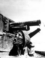 Skull on a Tank, 1942 (Guadalcanal)