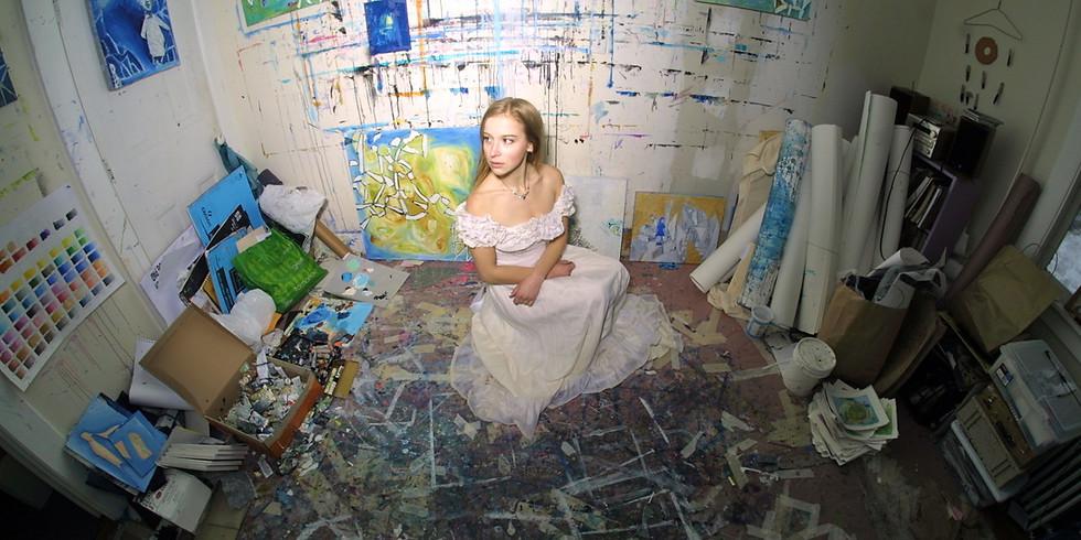 "Alana Lapoint ""Uppfylla"" at ArtWalk"