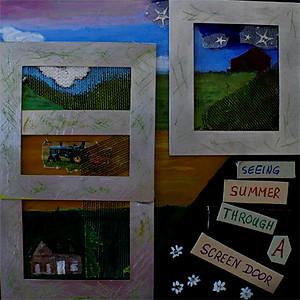 River Arts Memory Tiles