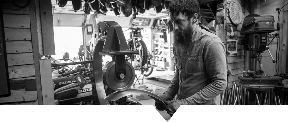josh steele, vintage steele, craft, manufacturing, Brattleboro, Vermont
