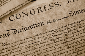 The Declaration of Independence of the United States