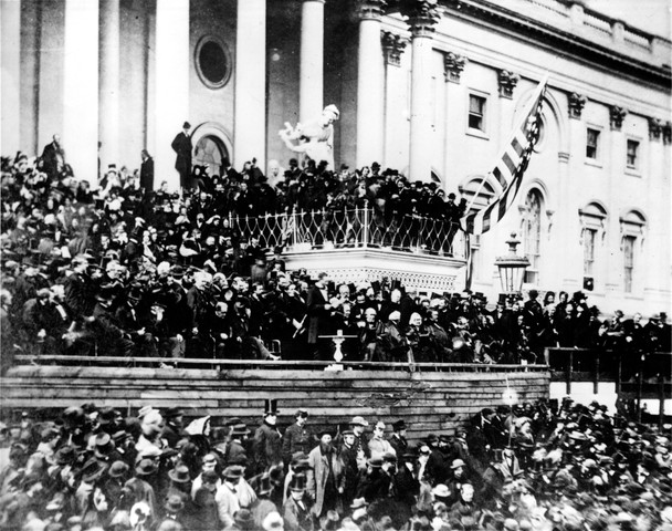 President Abraham Lincoln's Second Inauguration Speech