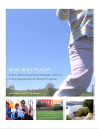 """What Is My Place"" Topic Pack"