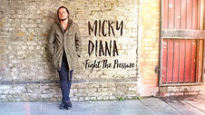 Micky Diana Singer Songwriter publicity photo