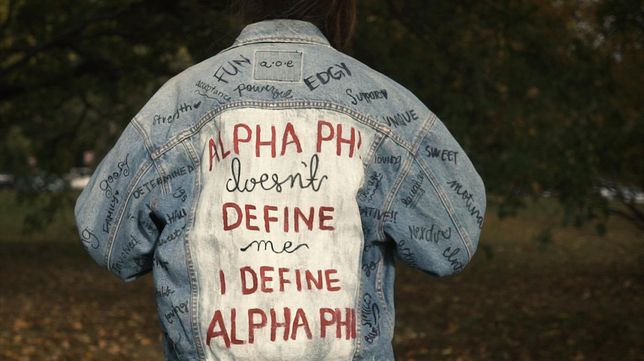 Alpha Phi Jacket