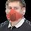 Thumbnail: Антиаллергенная - антисмоговая маска АМ.1.1