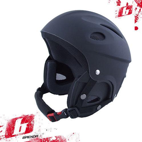 Шлем спортивный г/л BRENDA WOLF matt black (58-60)