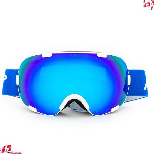 Горнолыжные очки BRENDA ABOVE S041 TREND с REVO покрытием