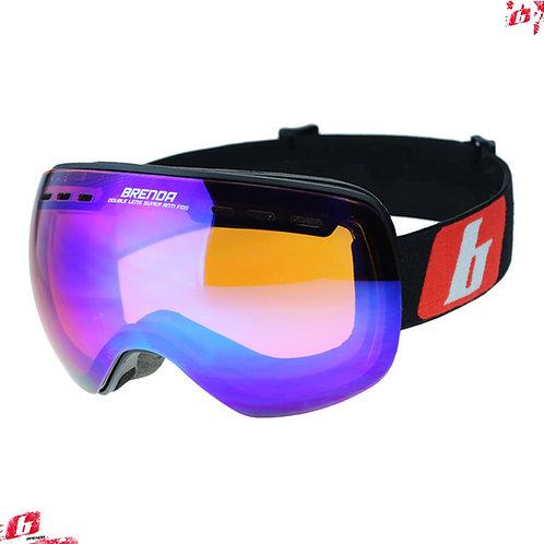 Горнолыжные очки BRENDA RODEZ mblack-blue revo