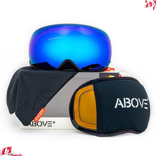 Горнолыжные очки BRENDA ABOVE S047 MAGNETO (сменная линза)