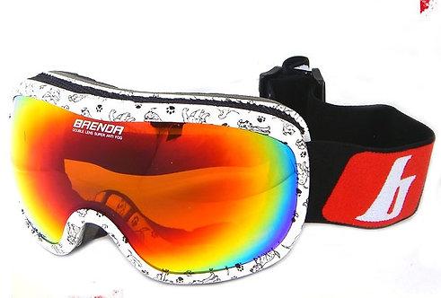 Горнолыжные очки Brenda SG107-R-WD