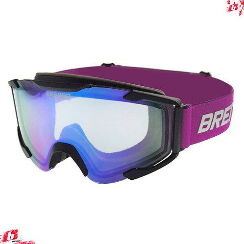 Горнолыжные очки BRENDA ELVAS mblack-blue clear