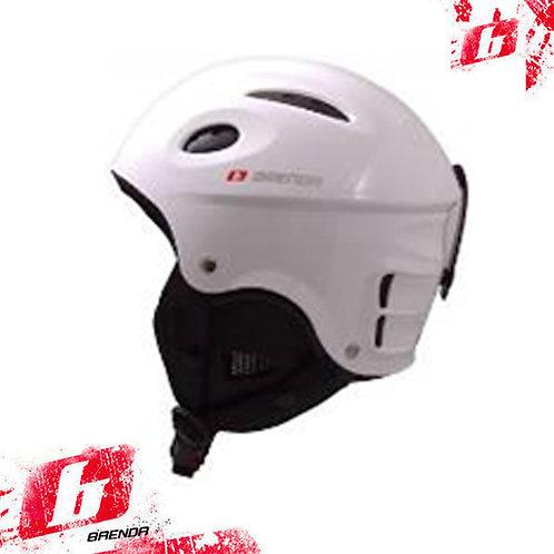 Шлем спортивный г/л BRENDA WOLF white размер 58-60