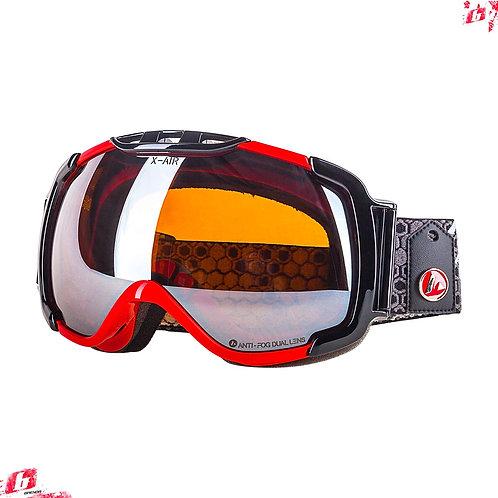 Горнолыжные очки BRENDA ABOVE S034001 X-AIR