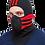 Thumbnail: Тепловая маска БАЛАКЛАВА LUXE 3В1 TM.1.4 SPORT-RED