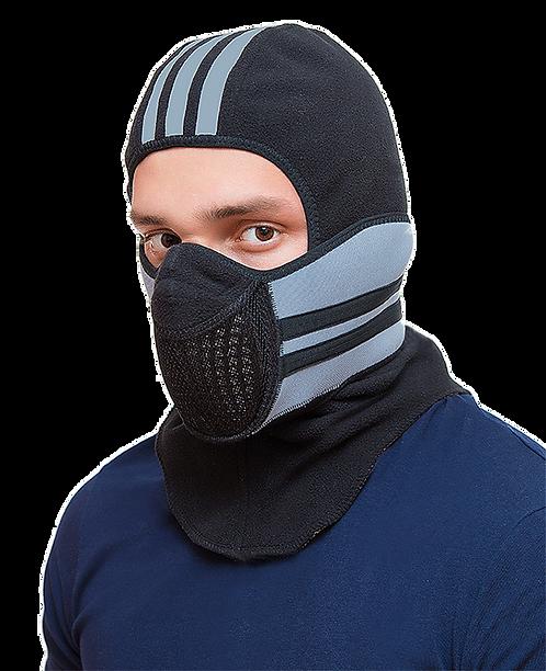 Тепловая маска БАЛАКЛАВА LUXE 3В1 TM.1.4 SPORT-GREY