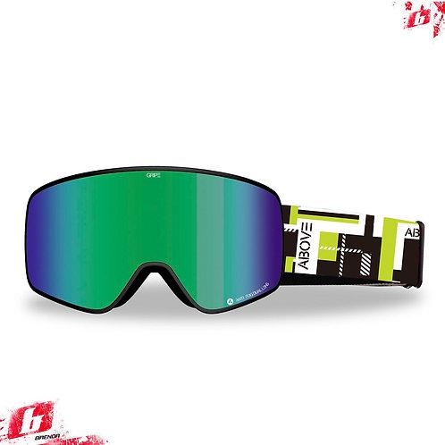 Горнолыжные очки BRENDA ABOVE GRIPE S042002 (сменная линза)