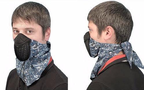 Антиаллергенная-антисмоговая маска БАНДАНА АМ.2.1