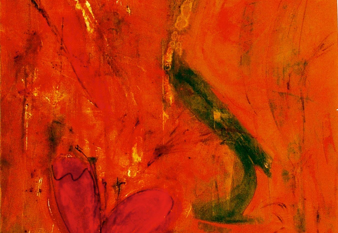 Red Flower (II)