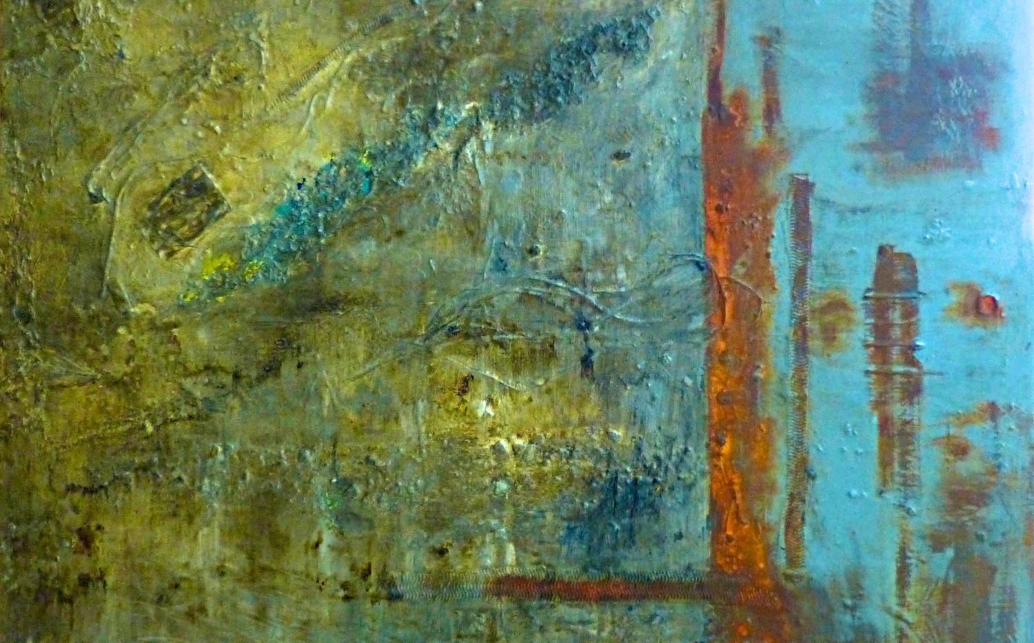 Blaue Hortensie (II) (after R.M.Rilke)