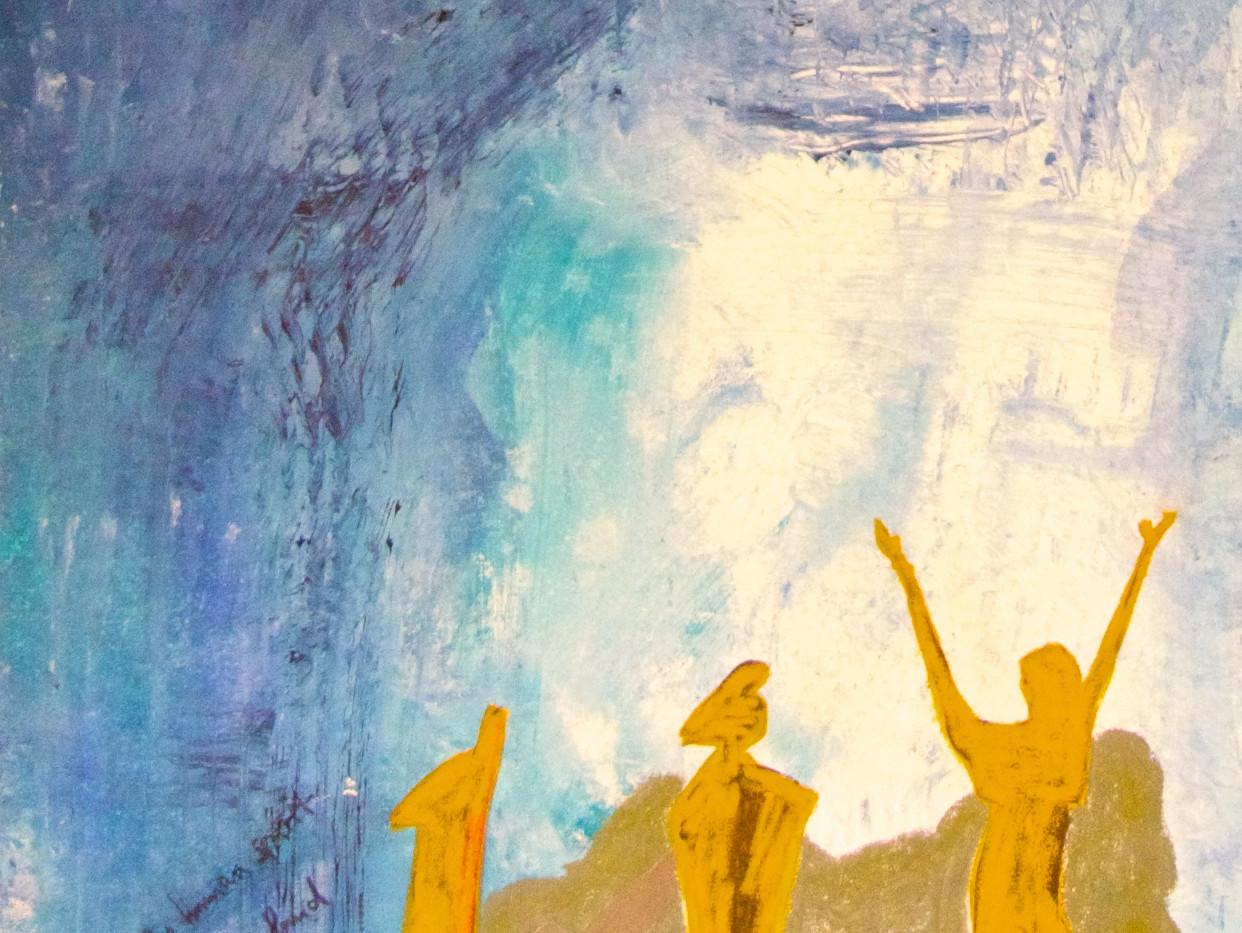Trimph Of Human Spirit (II)