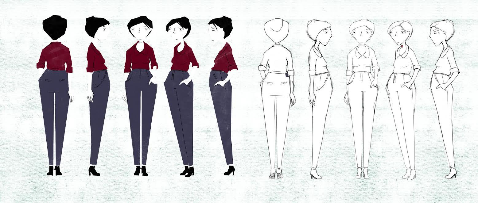 LUMA   Character Design