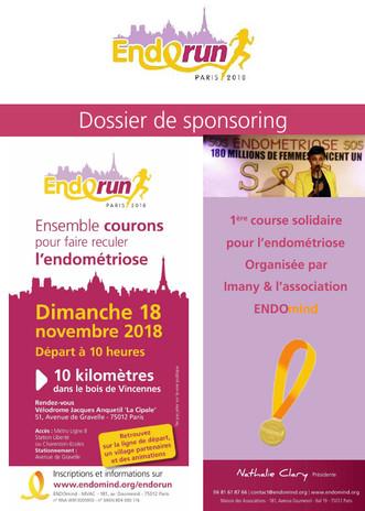 ENDOrun Paris - Dimanche 18 Novembre 2018
