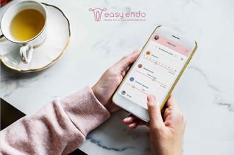 Easy Endo : l'app spécialisée dans l'endométriose