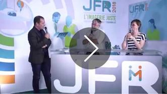 JFR - Journées Francophones de Radiologie  11 au 15 octobre 2018