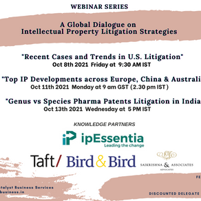 A global dialogue on IP Litigation Strategies
