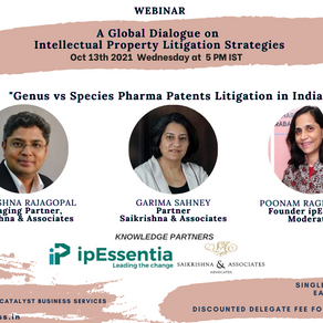 Genus vs Species Pharma Patent Litigations in India