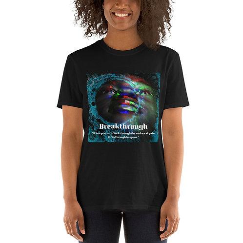 Breakthrough Short-Sleeve Unisex T-Shirt