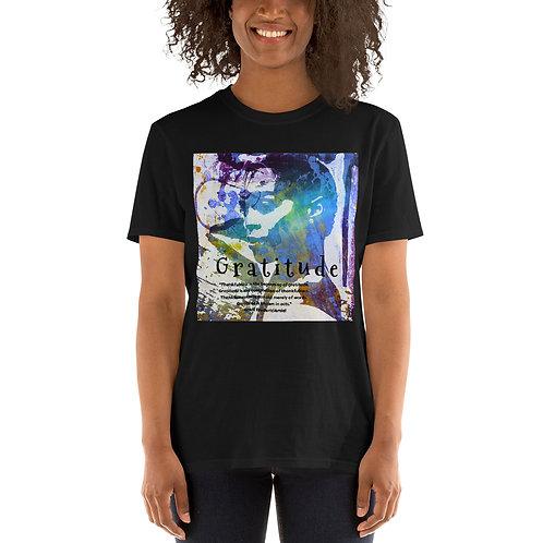 Gratitude Short-Sleeve Unisex T-Shirt