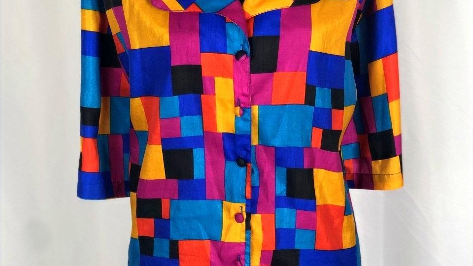 Colorblock Top