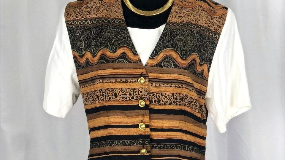 Tribal Vest Shirt