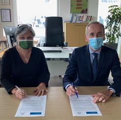 Klésia s'engage avec Cancer@Work