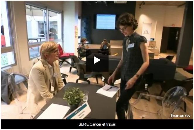 Jobdating Cancer@Work ou comment lutter contre l'exclusion après la maladie