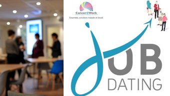 La puissance du digital au service des job dating Cancer@Work
