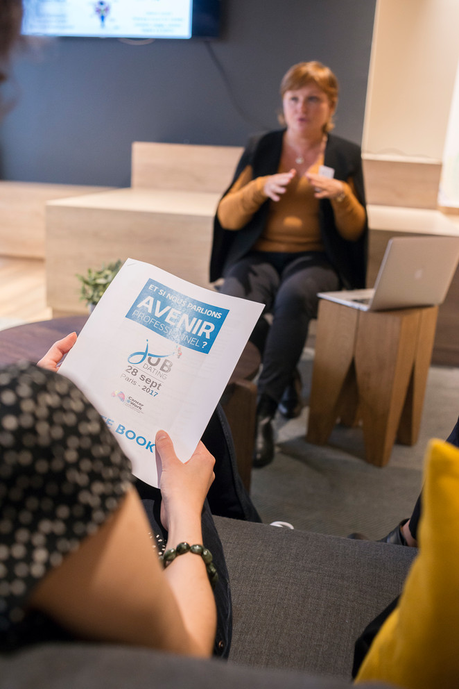 """Job dating Cancer@Work - Une nouvelle édition spéciale """"jeunes adultes"""" réussie !"""