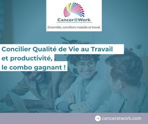 Concilier qualité de vie au travail et productivité : le combo gagnant