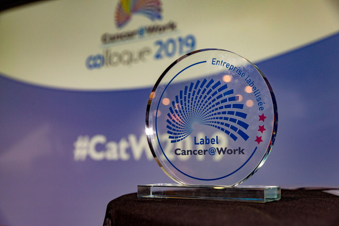 Cancer@Work lance le Label Cancer@Work, pour mieux concilier maladie et travail