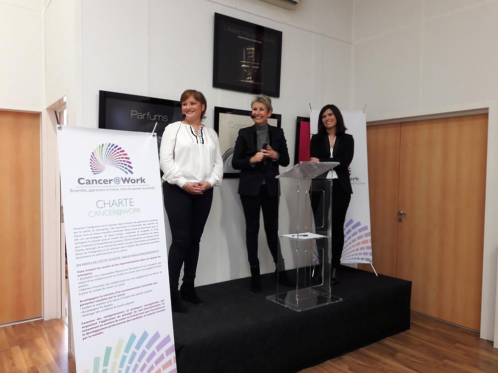 cancer et travail : CCI Production s'engage aux cotés de Cancer@Work