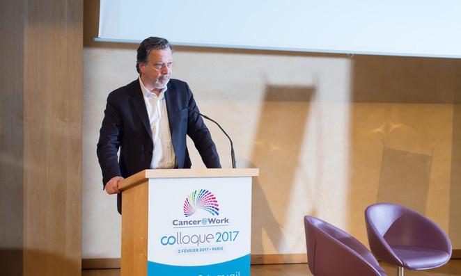 Les Echos Business - Philippe Salle reçoit le trophée de  leader responsable 2017