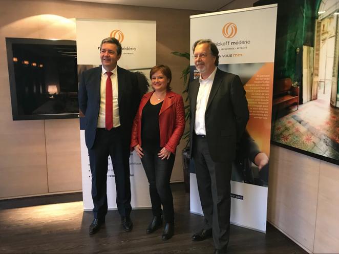 Malakoff Médéric signe la charte Cancer@Work