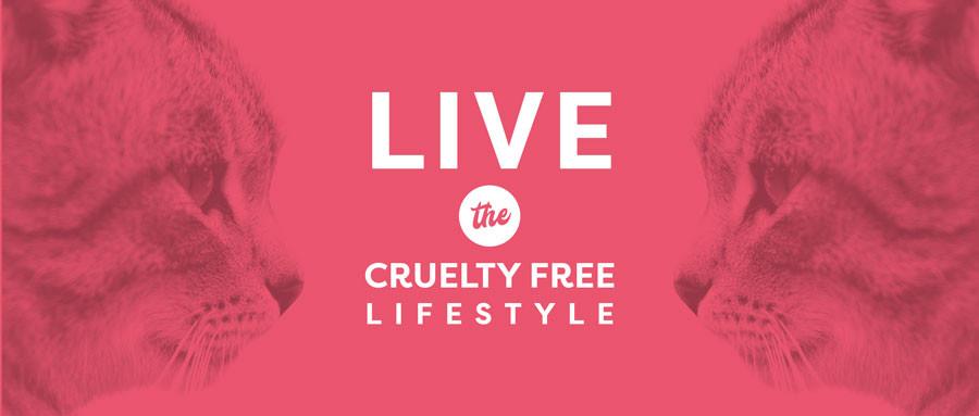 cruelty free lifestyle