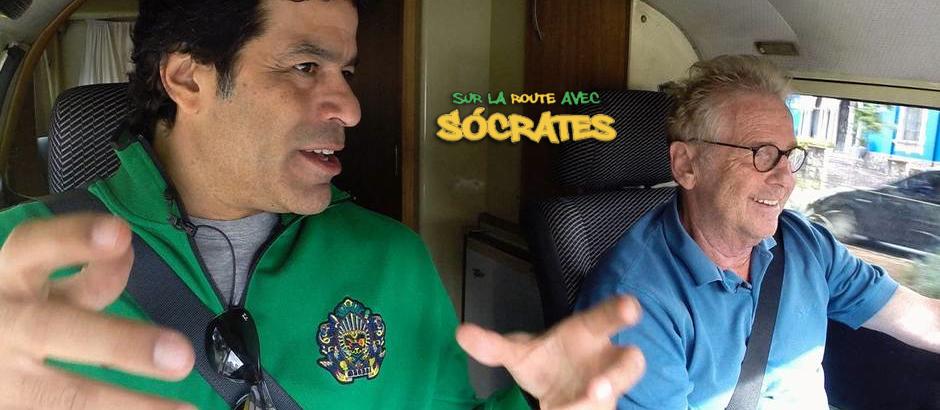 Sur la route avec Sócrates