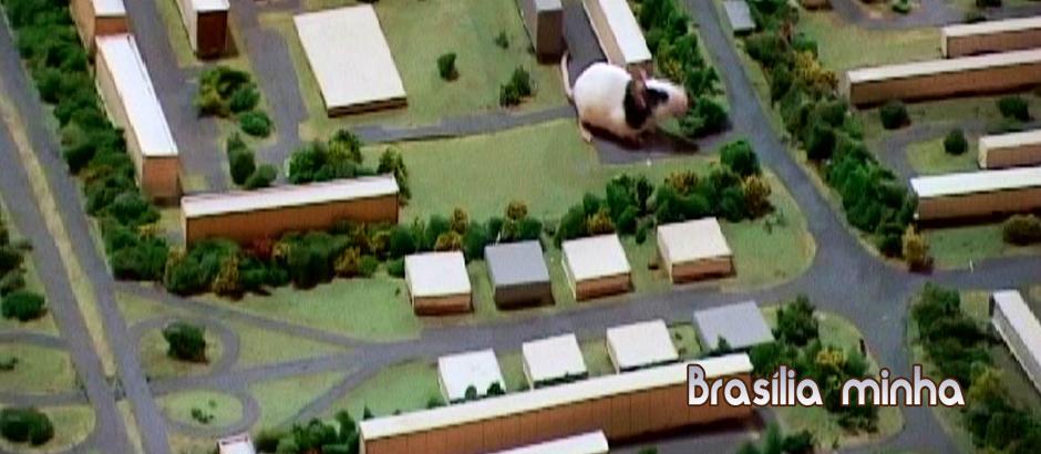 Brasília Minha (mon Brasília)