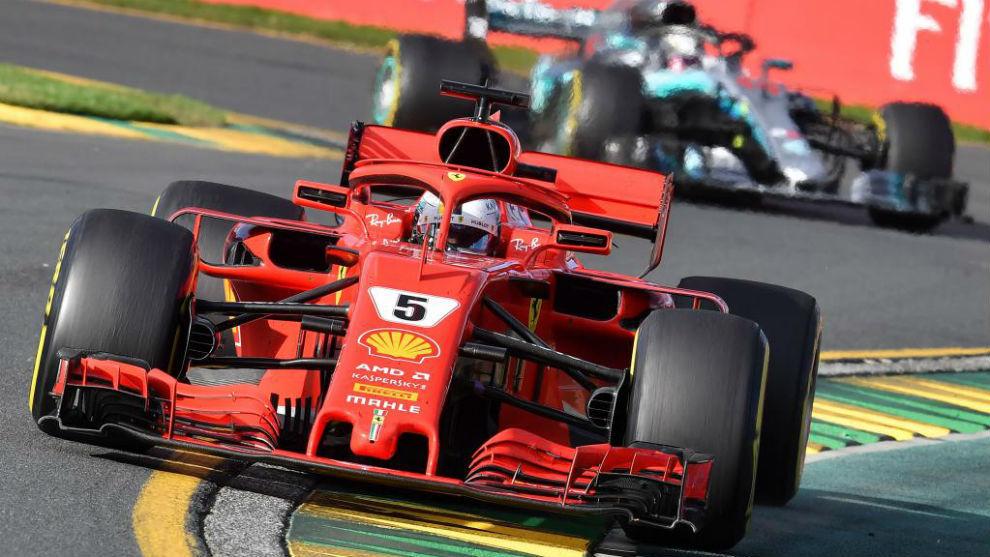 Sebastian Vettel Monza